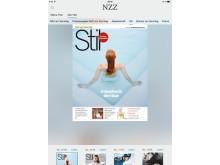 Neue Zurcher Zeitung - digitale und verbessert