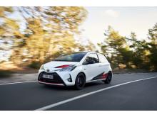 Toyotas prestandamodell Yaris GRMN