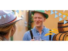 Oktoberfest på Butterick's Tyrolerhatt