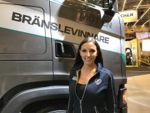 Jennifer Erdtman, Kommunikationschef Scania.