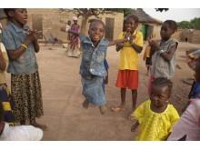 Ny skola till barn i konfliktdrabbade Mopti