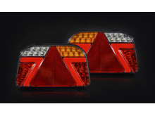 BriodLights LED Baklampa