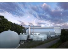 Bild från Hitachi Zosen Inovas anläggning i Winterthur, Schweiz