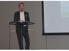 Jan Kilström talare Transport och Logistikmässan i Oslo