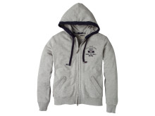 Musto Hooded Graphic Jkt Grey