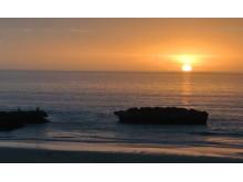 Atlantic sunset Morocco_Source NOSADE