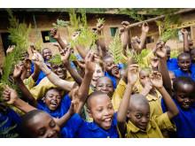 Helen Sjöholm ger barnen en röst för klimatet