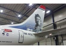 SE-RTC Rodríguez de la Fuente - Boeing 737 MAX 8 - babor