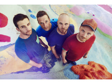 Coldplay pressbild