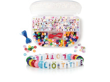 ABC-armband - Pyssel för barn!