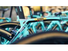 Team Jumbo-Visma cykel