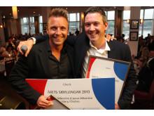 Årets Sibyllingar 2013 är från Örebro