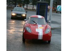 Baldos II klar för svenska vägar