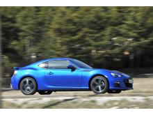 Subaru BRZ blev Årets Bil i Kanada