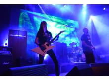 Gotländska Rauk deltar i Livekarusellen 2014