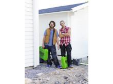 Pirre och mackan med essbox väskor