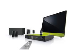 Europas bedste Home Entertainment System kommer fra Loewe. Connect ID 46 med Home Cinema Set 5.1