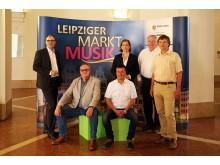 Leipziger Markt Musik - Veranstalter und Unterstützer
