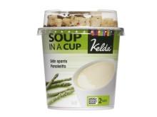 Kelda® Soup in a cup Grön sparris