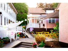 Rosa Gården i Visby
