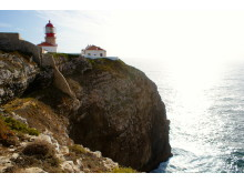 Cabo de Sao Vincente - Algarve - Världens Ände