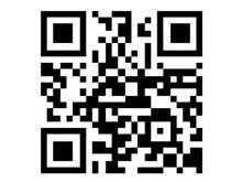 Dæk Specialisternes mobilsite findes nemt ved at scanne denne QR-kode.
