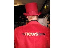 Av med hatten för MyNewsdesk!