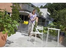Kärcher Balcony Cleaner - Spyling av utemøbler