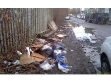 ILLEGAL WASTE: Maria Trusek, 33, of Turf Hill Road, Rochdale, was ordered to pay £292 for fly-tipping