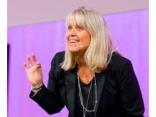 Organisationskonsulten Lisa Ekström.