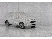Ford 3D camouflagemønster