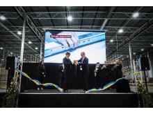 Elektroskandia Logistikcenter_invigning