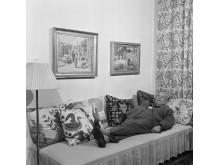Josef Frank - aktuell i utställningen Against Design på ArkDes