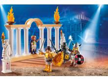 Kaiser Maximus im Kolosseum aus PLAYMOBIL: DER FILM (70076)