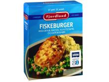 Fjordland fiskeburger