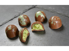 Future Concept flavour for Milk Tray - Wasabi Crunch