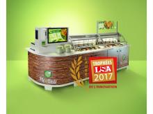 Den franska tidningen LSA har tilldelat Picadeli den prestigefyllda utmärkelsen för årets nya koncept inom livsmedelshandeln.