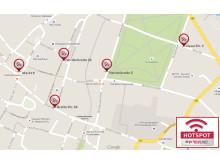 primacom Hotspots in Aschersleben