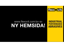 Flexovits nya hemsida