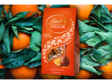 Lindor Orange 137g Mood