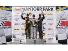 Prispallen Heat 1 V8 Thunder Cars, Mantorp Park