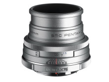 Pentax DA70mm Limited Silver edition