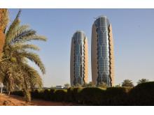 Abu Dhabi Investment Council Headquarter ARUP Foto: Pressbild