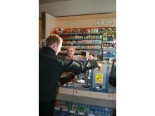 SafePay - kunde betaler