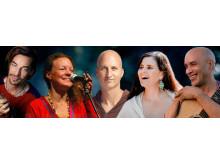 Artister på Mundekullas Musikfestival 2017