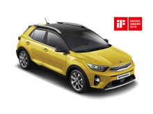 IF Design Award Kia Stonic