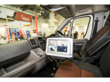Toughtruck with Integrated Communications & Surveillance Solutions