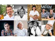 Svenska konditorer, bagare och kockar stöttar Svenska Bin