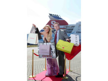 Cruise into style with Stena Line and Victoria Square