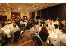 Gala dinner at BPI 2013